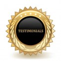 Testimonials Badge