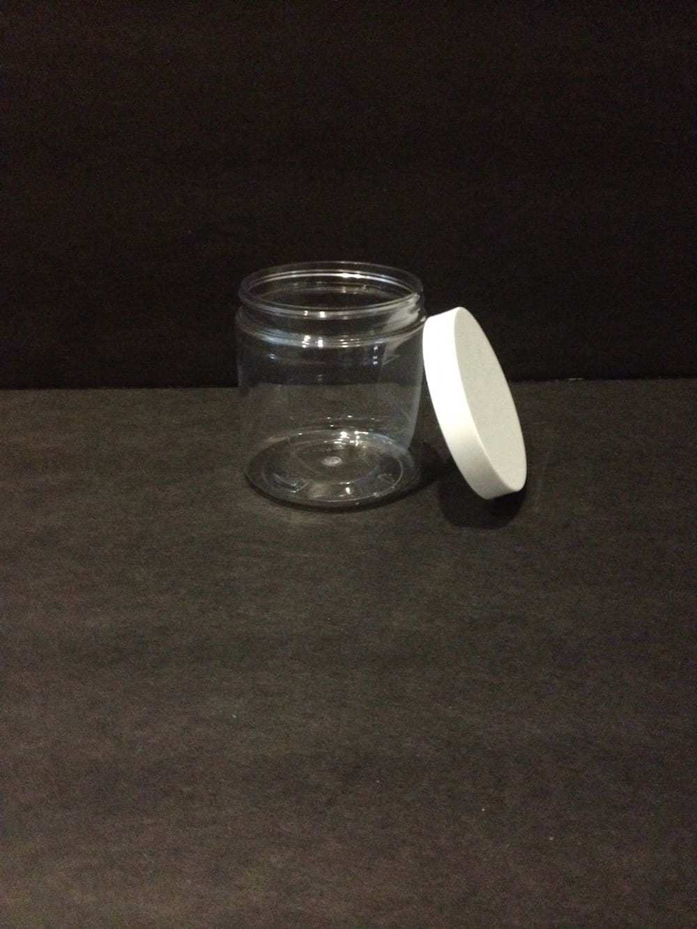 8 oz PET jar