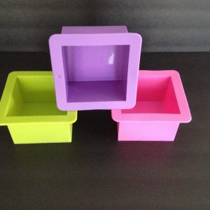 Small testing square mold