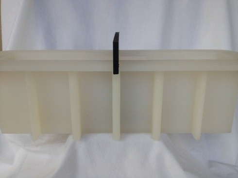 Tall Skinny mold T divider kit