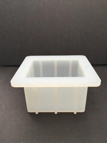 One pound silicone mold